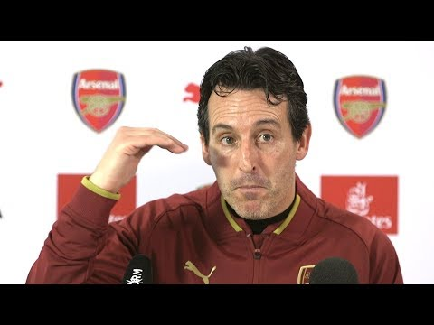 Unai Emery Full Pre-Match Press Conference - Bournemouth v Arsenal - Premier League