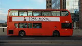 Souli Roots Bus Advertisement.