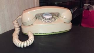 Vintage Princess Telephone Ring