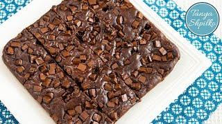 Шоколадный Пирог с Кабачком (Цуккини) | Chocolate Zucchini Cake | Tanya Shpilko
