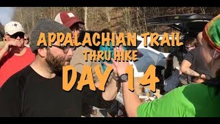 Appalachian Trail Thru Hike 2018 Day 14