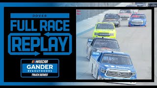 KDI Office Technology 200 from Dover | NASCAR Truck Series Full Race Replay