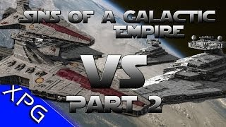 Lets Play... Sins of a Galactic Empire 4 vs The Empire (Part 2/3)