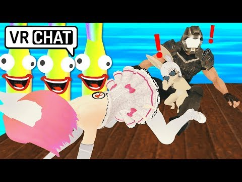 WHAT JUST HAPPENED - VRChat Funny Moments