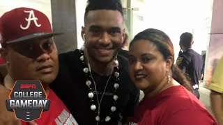 For Tua Tagovailoa, 'Ohana' takes on a much different meaning | College GameDay