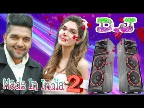 DJ Dholki Mix Made In India 《Guru Randhawa》DJ Songs dj vivek raj