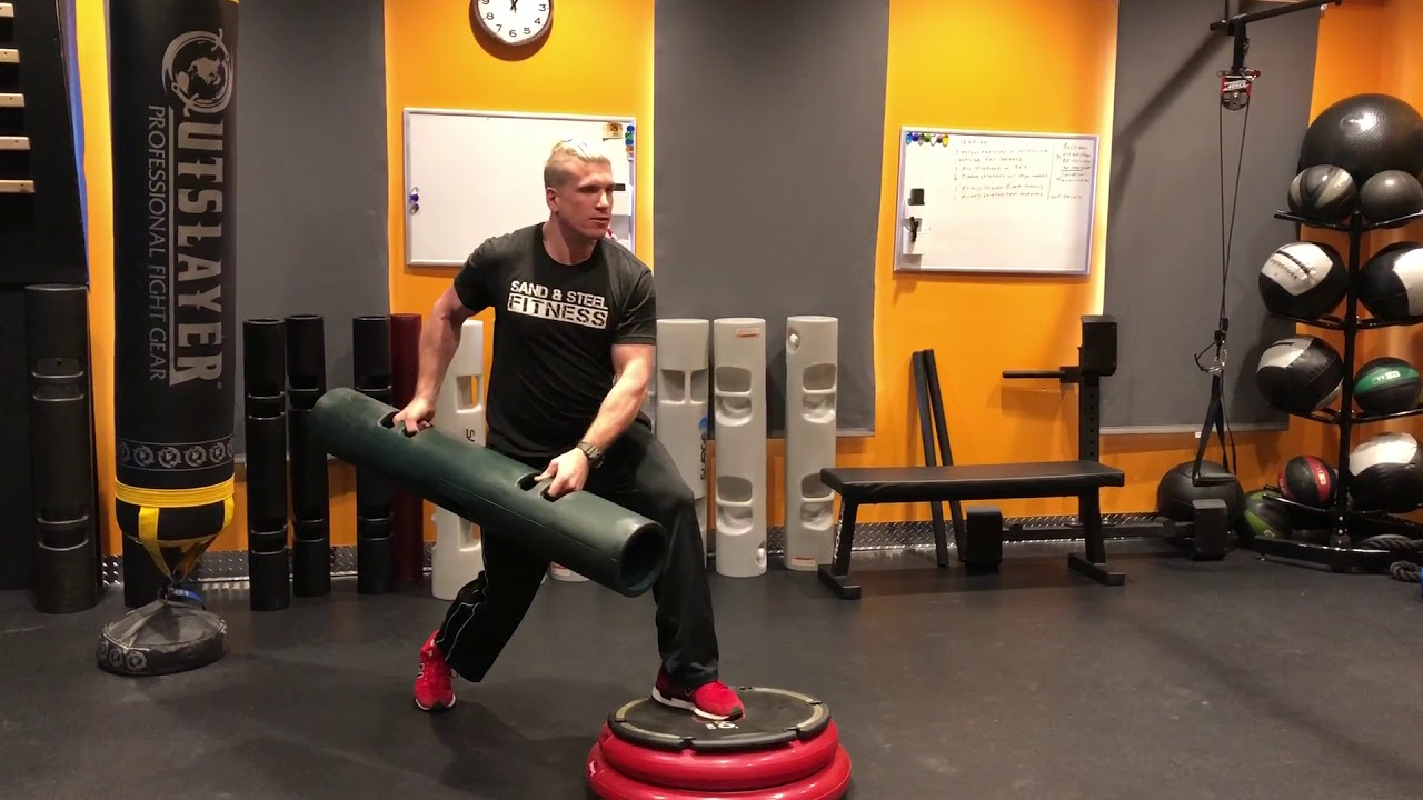 Vipr Crossbody Russian Stepup With Step360 Youtube 10 Kg