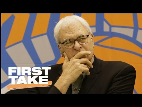 New York Knicks In A Sad State Of Affairs | First Take | May 22, 2017