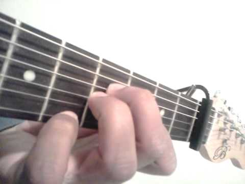 Bm7 Guitar Chord Youtube