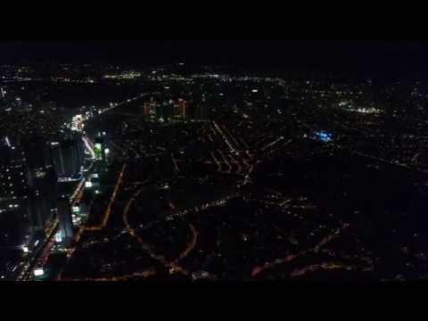 Night Sky of Manila