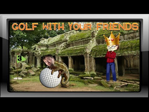 Golf with your Friends #03 - Chamelio Kurga im alten Jungle