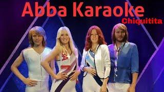 Abba Karaoke Chiquitita letra español