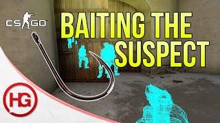 Baiting The Suspect (CS:GO Overwatch #17)