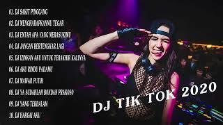 DJ TERBARU Dj Sakit Pinggang  FULL ALBUM 2020