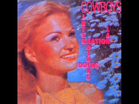 Cowboys International 'Nothing Doing'  1979