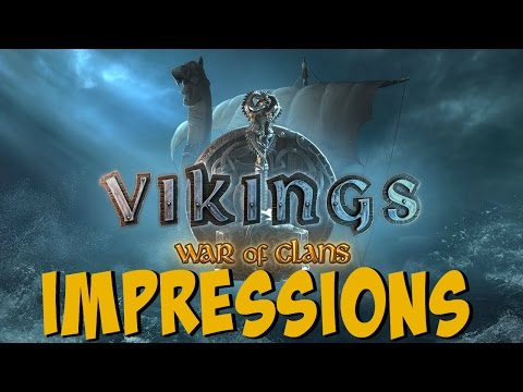 Vikings War Of Clans Impressions 2017 Realtimestrategy