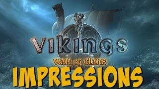 Vikings: War of Clans Impressions 2017
