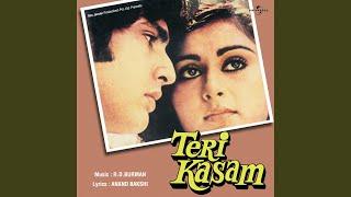 Kya Hua Ek Baat Par (Teri Kasam / Soundtrack Version)