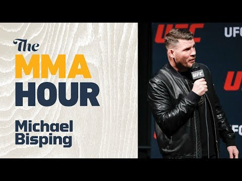 """Michael Bisping will Fight Winner of Interim Title if 'GSP' Doesn't """"Man Up"""" Before Saturday"""