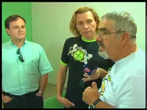 Radio Telecom na 1ª Feira de Tecnologia dos Campos Gerais
