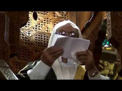 Jummah Khutba | Masjid Al Aqsa | Palestine Jerusalem | Qudd