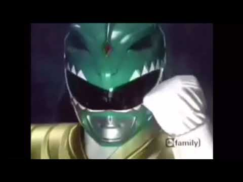 Green Ranger & Tor The Thunder Shuttlezord Vs Nimrod Monster (Green Light) Mmpr