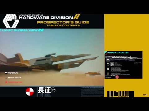 Hardware: Shipbreakers - Episode1: The Prospector's Calling