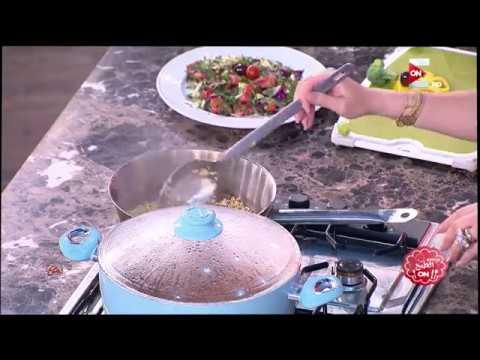 برنس الطبخ - طريقة عمل شوربة لسان العصفور  - 16:20-2017 / 5 / 28