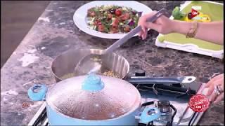 برنس الطبخ - طريقة عمل شوربة لسان العصفور