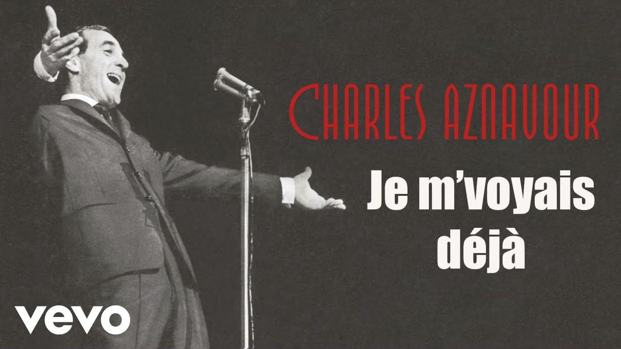 Charles aznavour pour essayer de faire une chanson paroles business plan for a music production company