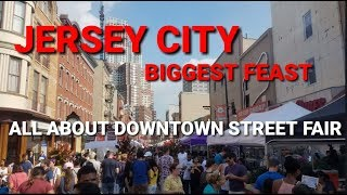 All About Downtown Street Fair 2017 - Jersey City, NJ