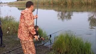 Рыбалка на амура 3
