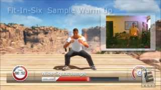 Playtime: Fit in Six (Sample Bootcamp Warm Up) HD 1080