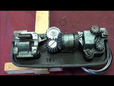 SHOP TIPS #231 What's Inside the Apron of the Atlas/Craftsman  Lathe  tubalcain