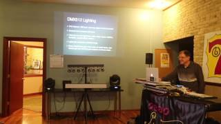 Afterglow: Live Coding for Light Shows