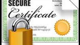 Урок 9 - Шифрование, PKI, сертификаты