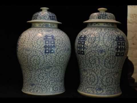 Antique Chinese Ceramics, Pasadena, California