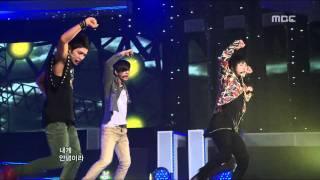 MBLAQ - MONALISA, 엠블랙 - 모나리자, Music Core 20110723
