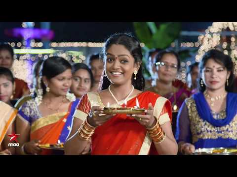 Karthika Deepam Full Song .. New Serial..Starting Today.-Sat at 7:30 PM