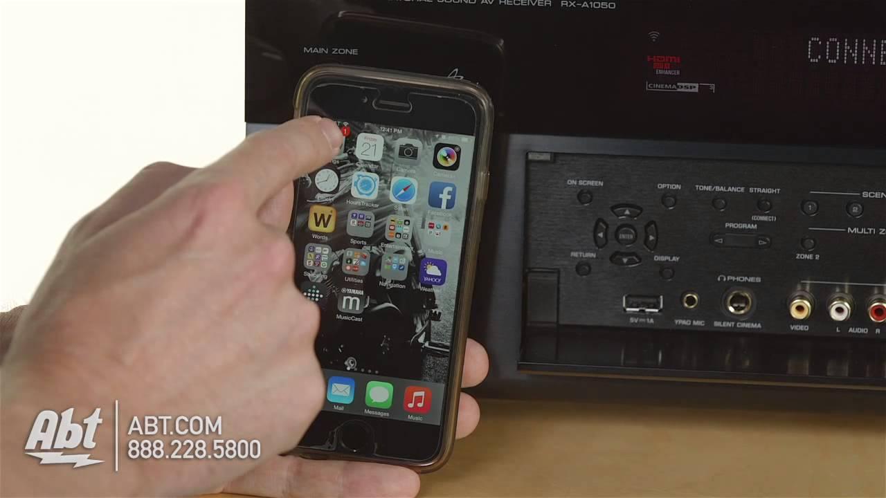 How To: Set Up Yamaha MusicCast System - YouTube