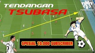 Rahasia Tendangan Tsubasa (Spesial 10.000 Subscriber)