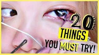 20 Things You DIDN