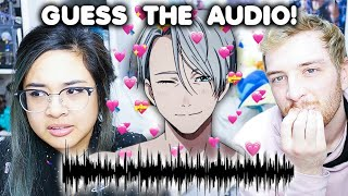 GUESS THE ANIME VOICE CHALLENGE (ft. CDawgVA)