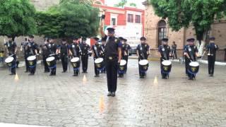 Banda De Guerra UAS Diurna Guasave El Fuerte 2015