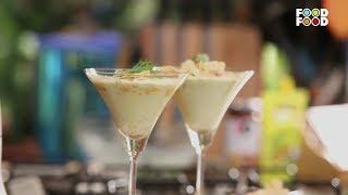 Cucumber Yogurt Soup with Papad   Turban Tadka   Chef Harpal