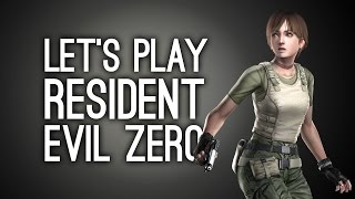 Let's Play Resident Evil 0 HD Remaster - Resident Evil Zero HD Gameplay