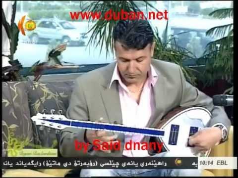 Sevo Derbas . kurdistan Tv 2012.by Said dnany.