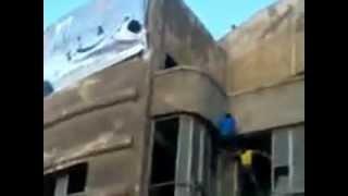 لحظة سقوط صنم شفيق في المحلة الكبري في مظاهرات اليوم 2 6 كما سقط من قبل صنم مبارك