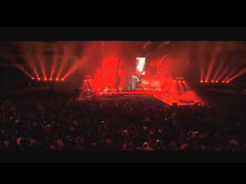 Depeche Mode - Never Let Me Down (Barcelona 2010 live).mpg