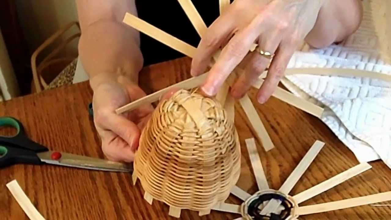 Basket Weaving 101